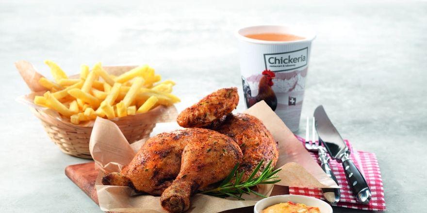 Halbes Poulet: Die Chickeria-Restaurants wollen qualitativ hochstehendes Fastfood bieten