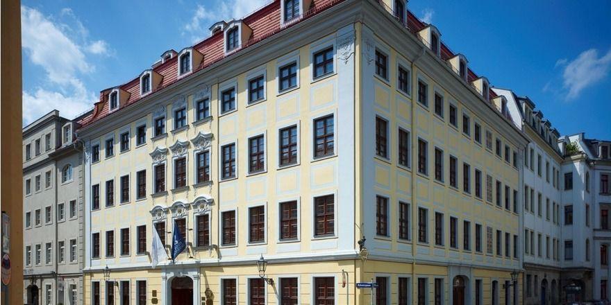 Das Romantik Hotel Bülow Residenz befindet sich in einem der ältesten barocken Herrenhäuser Sachsens.