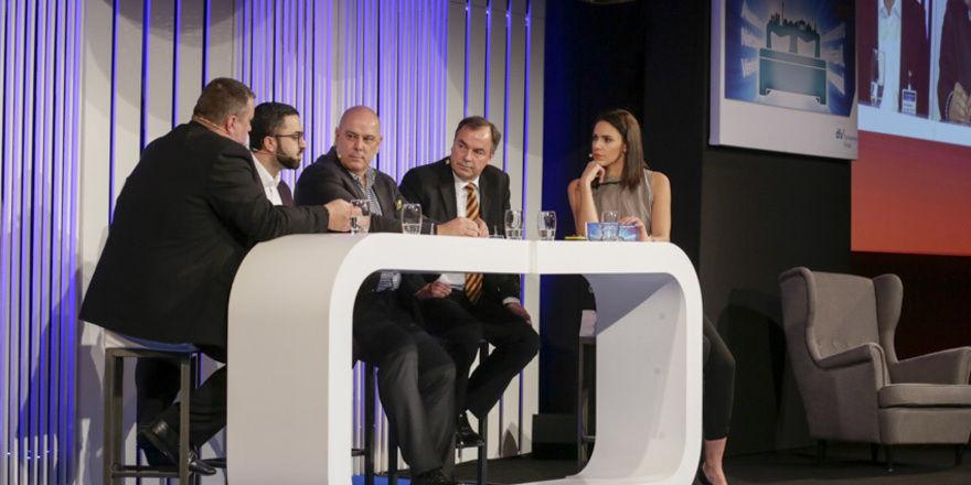Wunder der Technik: Hoteliers diskutieren beim Deutschen Hotelkongress über nützliche und schräge Lösungen