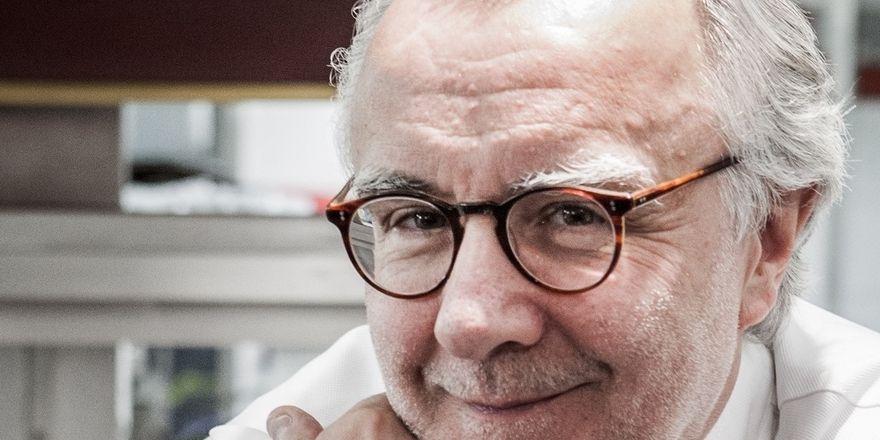 Seit Jahrzehnten in der Oberliga: Spitzenkoch Alain Ducasse