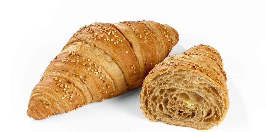 Quinoa am Frühstücksbüffet: Délifrance präsentiert bei der Intergastra ein neues Croissant