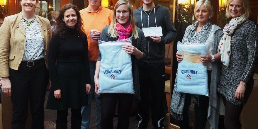 Haben sich weitergebildet: Teilnehmer der Ringhotels Akademie im Celler Tor