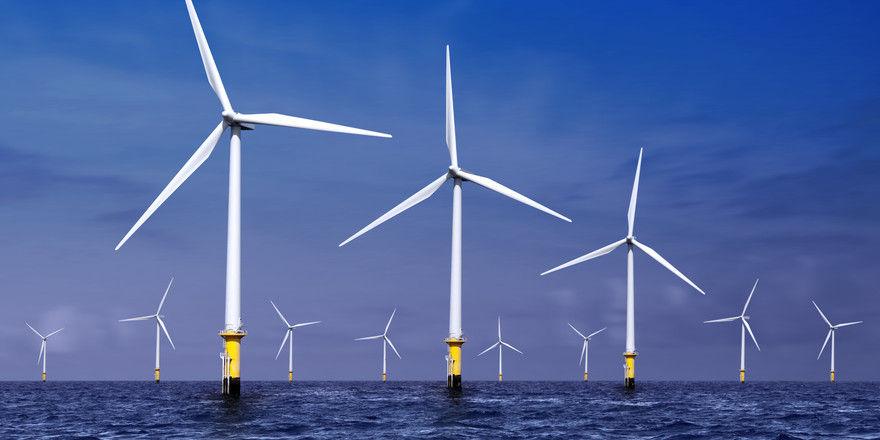 Auf hoher See: Windpark-Mitarbeiter haben künftig kürzere Anfahrtswege