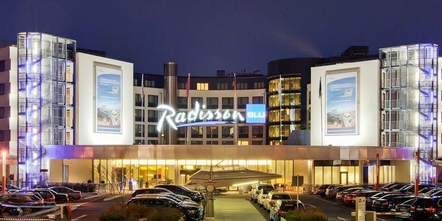 Gesamtsieger: Das Radisson Blu Airport Hamburg
