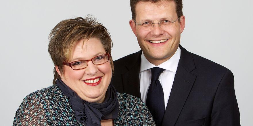 Präsentieren die neue Struktur: Marcus Smola, Geschäftsführer Best Western Hotels Central Europe GmbH, und Carmen Dücker, Stellvertretende Geschäftsführerin
