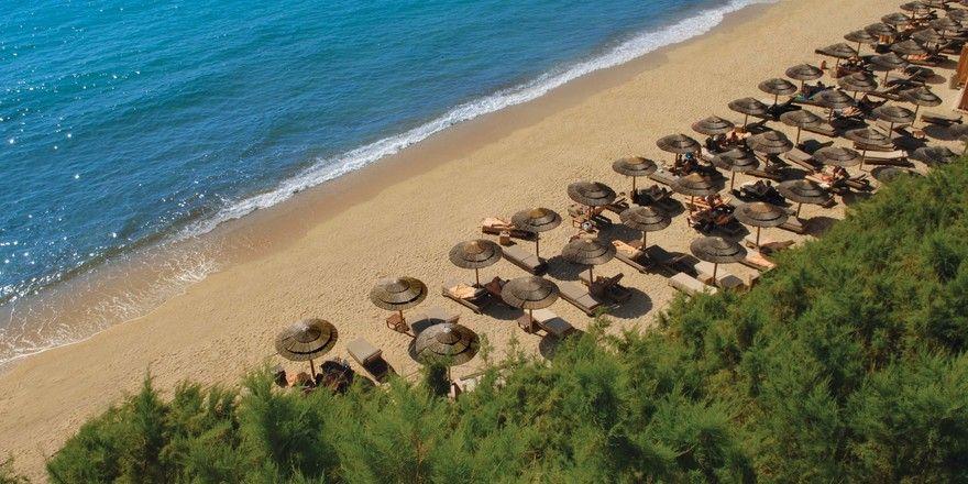 Insel Mykonos auf Griechenland: Dort befindet sich das Bill&Coo Suites and Lounge