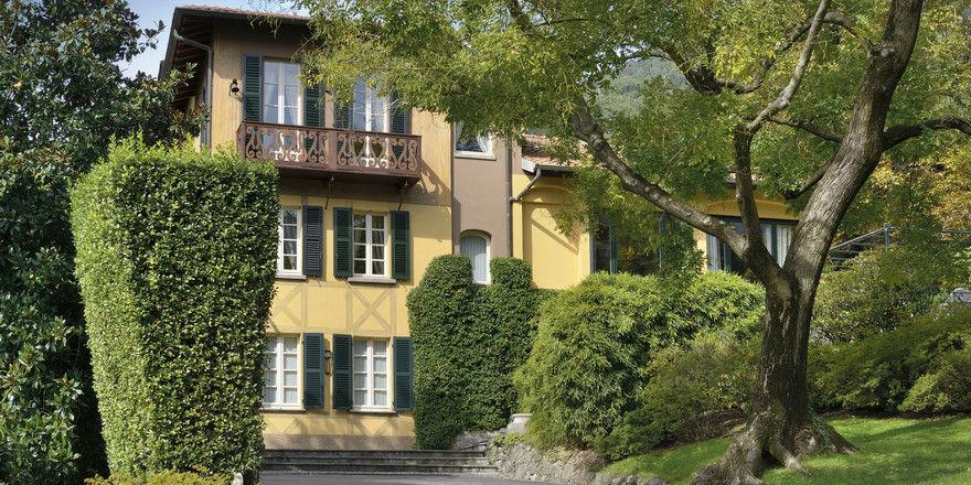 Villa d 39 este er ffnet dritte privatvilla allgemeine for Design hotels norditalien
