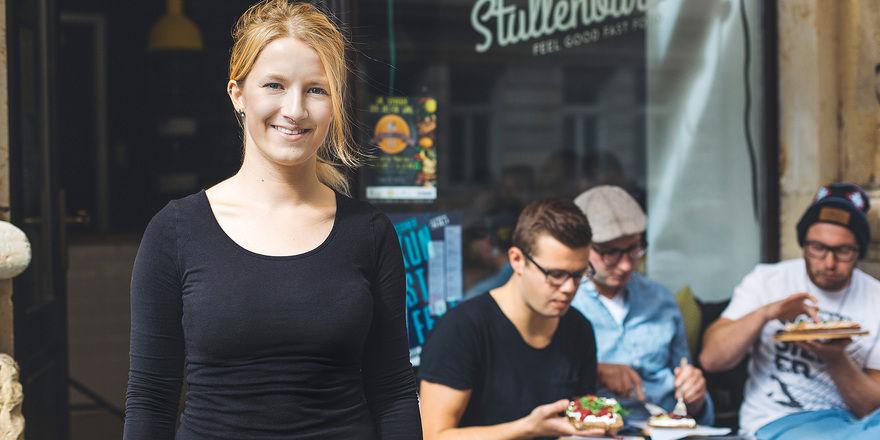 Gewinnerin 2015: Luisa Dlugay vom Stullenbüro Dresden sicherte sich im letzten Jahr den Titel