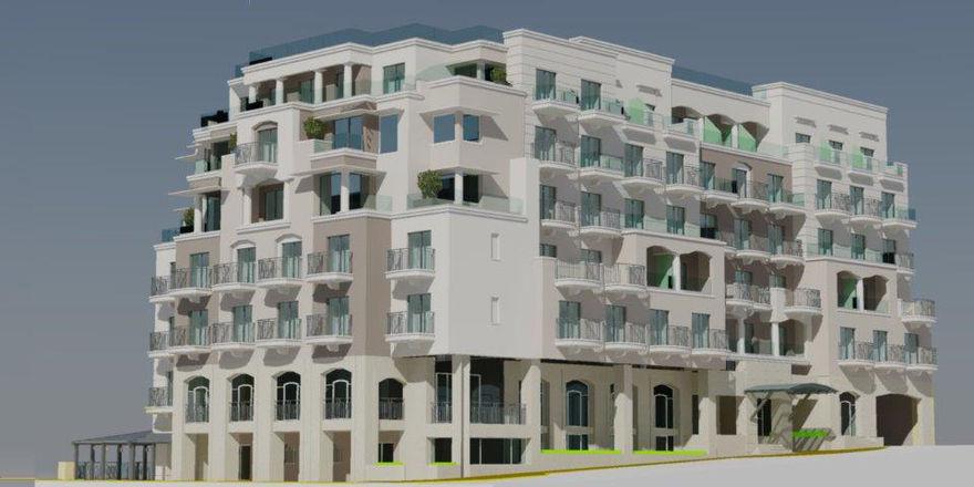Mehr Platz: Das Gebäude wurde um zwei Stockwerke ergänzt