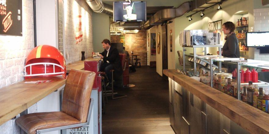Debüt in Köln: Die neue Burgermarke Bullitt