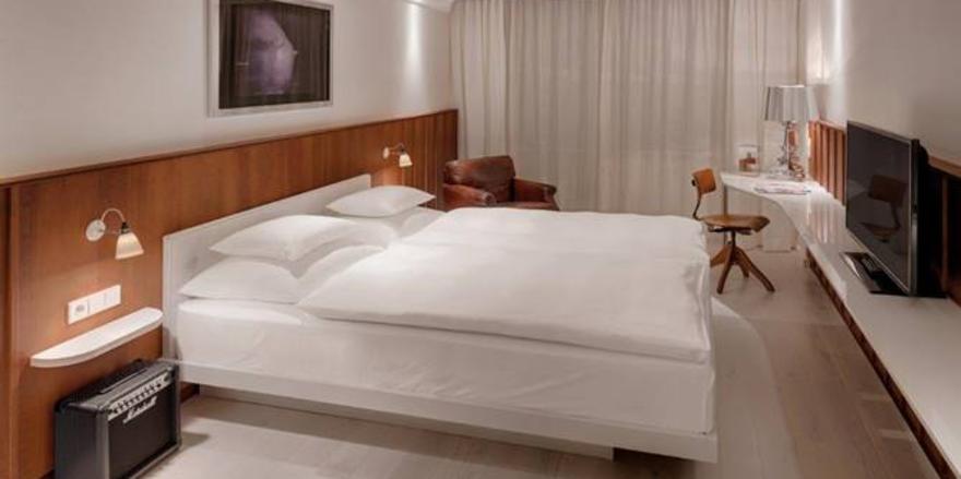 Schlanker Luxus: das Design von Ruby Hotels