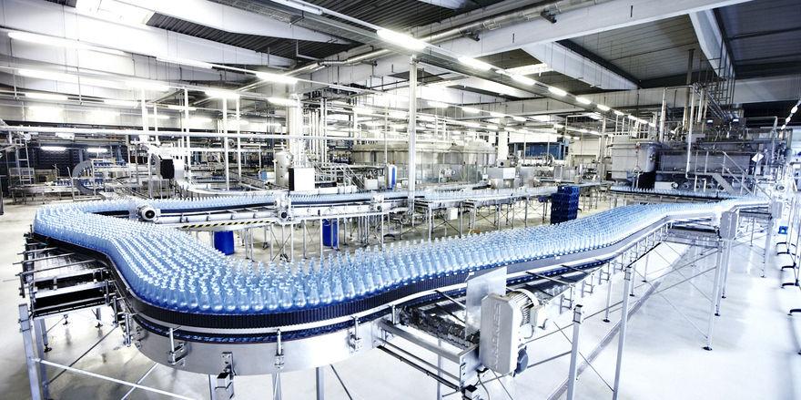 Durstig nach Mineralwasser: Die Hassia Gruppe verzeichnet gute Absätze
