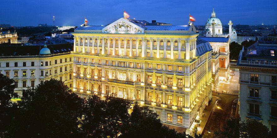 Verkauft: Das Hotel Imperial in Wien
