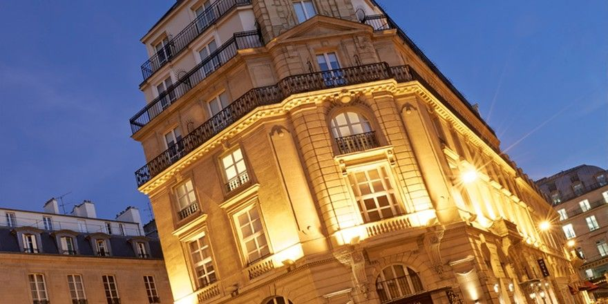 Neu bei Small Luxury Hotels of the World: Das Grand Hotel du Palais Royal in Paris