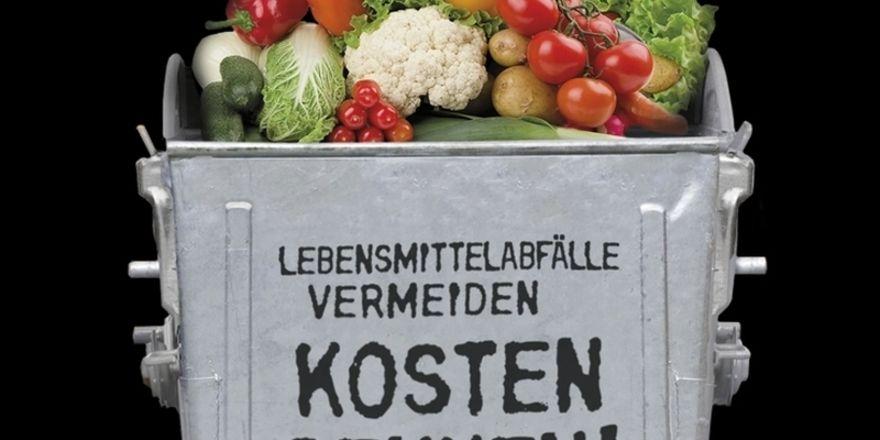 Zu viel Abfall: Mit Lebensmitteln sollten alle bewusster umgehen