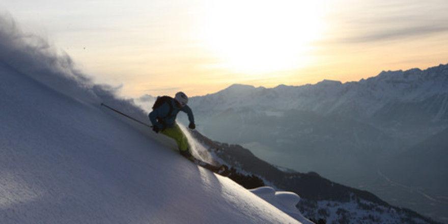 Top-Ziel: Das österreichische Tux – Hintertux ist der weltweit beliebteste Ski-Ort