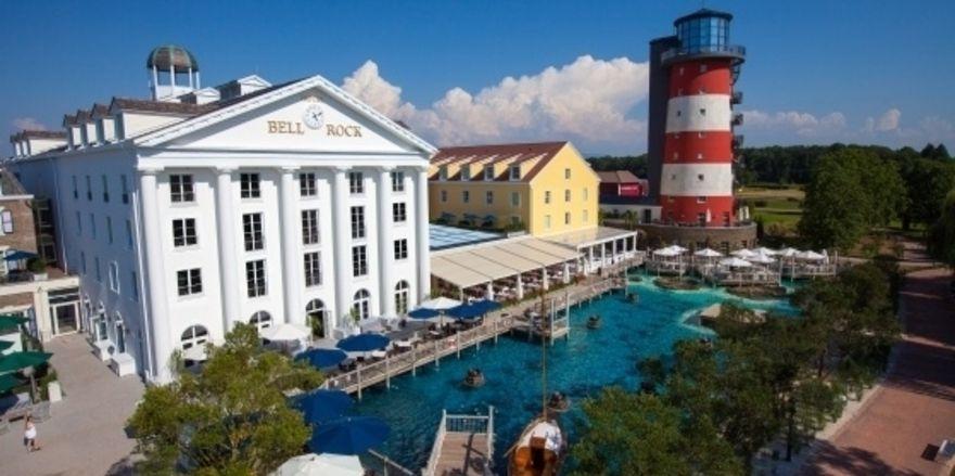 Hauptgewinn: Zwei Tage im Europa-Park mit einer Übernachtung im dortigen Themenhotel Bell Rock