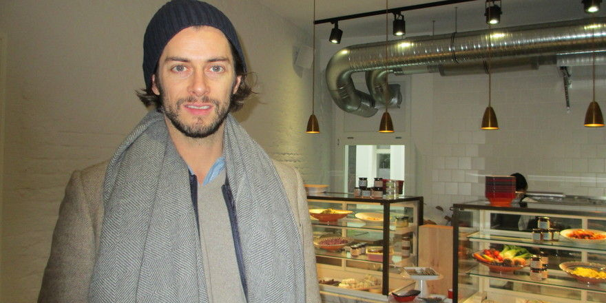 Neuer Laden: Ludwig Cramer-Klett nimmt mit dem Candy on Bone seine zweite Location in Betrieb