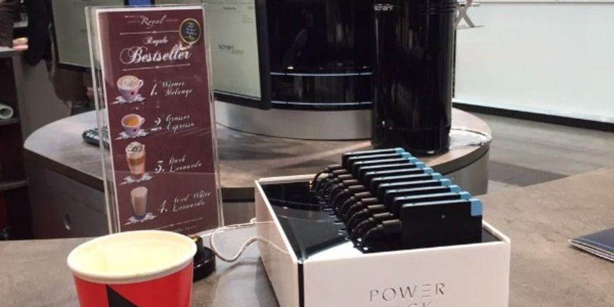 Mobile Handy-Ladegeräte: Das will das Start-up Ampero in der Hotellerie einführen
