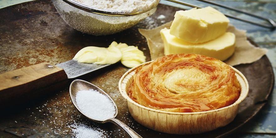 Mit extra viel Butter: Kouign Amann
