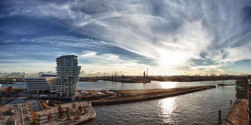 Beliebtes Reiseziel: die Metropole Hamburg