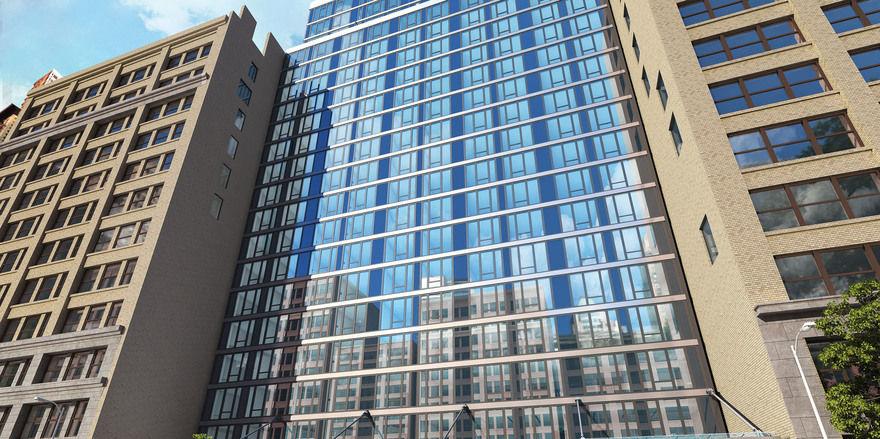 Top-Lage: Das neue Innside Hotel befindet sich unweit vom Empire State Building