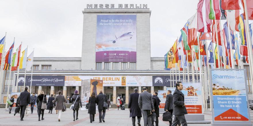 Treffpunkt Berlin: Für Touristiker und Hoteliers aus aller Welt ist die ITB in der Bundeshauptstadt ein Pflichttermin.