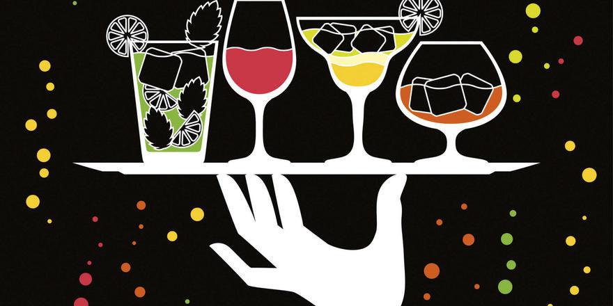 Coole Drinks: Die Frage ist, gibt es genug Mitarbeiter, um sie den Gästen zu servieren?