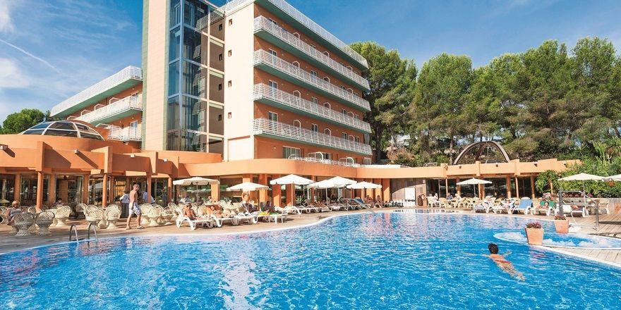 Jetzt bei Allsun: Das Palmira Paradise Hotel in Paguera (Mallorca)