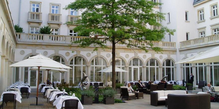 Hat einen neuen Eigner: Die Villa Kennedy in Frankfurt