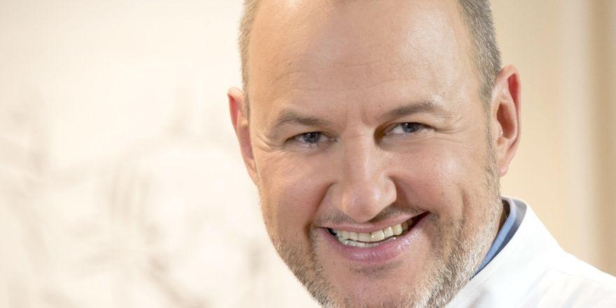 Spitzenkoch Frank Rosin: Seit 25 Jahren erfolgreich mit seinem Gourmet-Restaurant in Dorsten