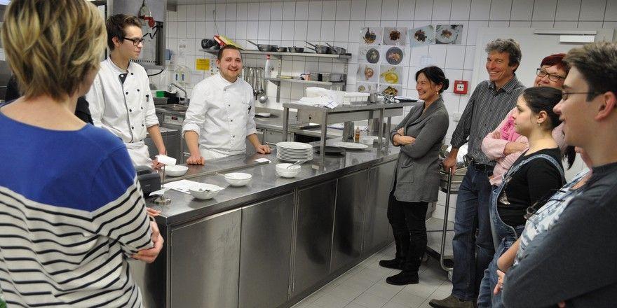 Tag der Offenen Tür: Hoteliers in der Schweiz nutzten die Chance, über Karrieremöglichkeiten zu informieren, hier im Hotel Euler in Basel