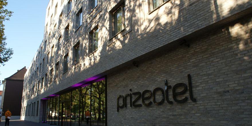 Neuer Miteigentümer: Von Prizeotel, hier das Haus in Hannover, geht 49 Prozent an Rezidor