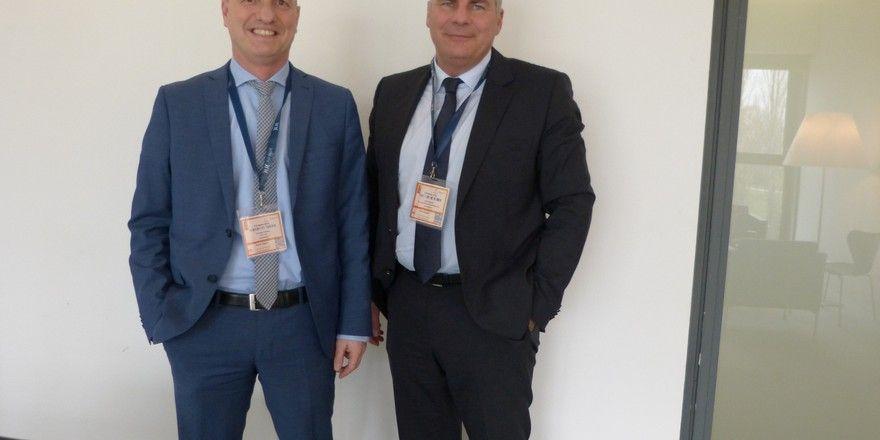 Thomas Pietzka (links) und Artur Gerber
