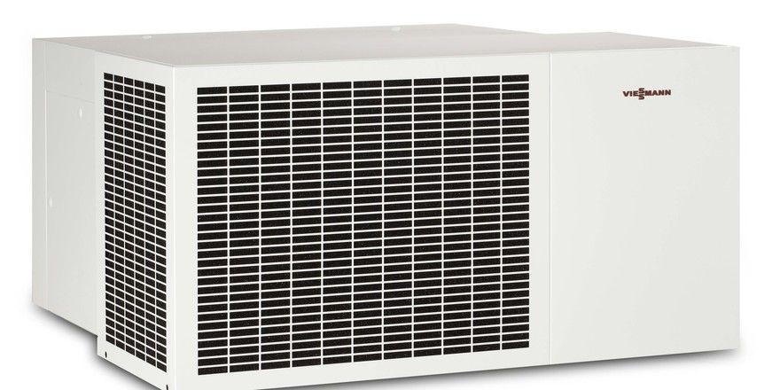 Energiesparend: Die neuen Decken-Kühlaggregate von Viessmann aus der Serie Tecto Refrigo