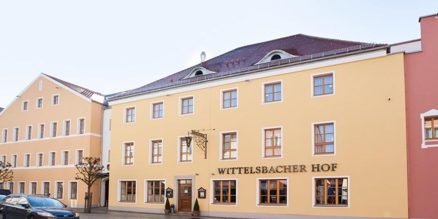 Jetzt bei Dormero: Das frühere Altstadthotel Wittelsbacher Hof