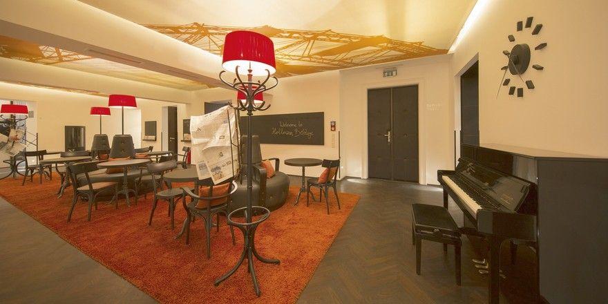 Neues Café-Konzept: Das Designhotel Hollmann Beletage gibt sich noch wienerischer