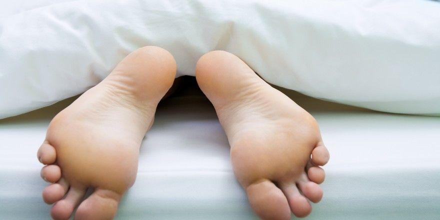 Gesunde Füße: Das kann offenbar nicht jeder von sich sagen