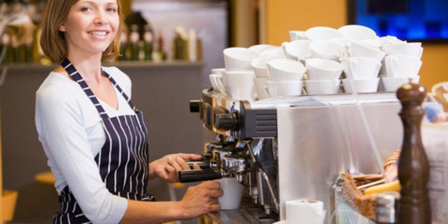 Kaffee kommt an: Die Zahl der Kaffeebars in Deutschland ist auch im Jahr 2015 weiter gestiegen