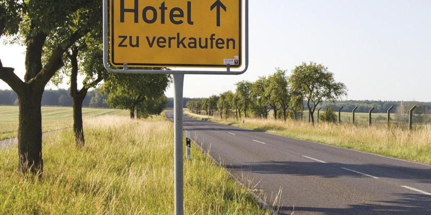 Hotelverkauf als einziger Weg? Nur mit stimmigem Konzept können Hoteliers gegensteuern.