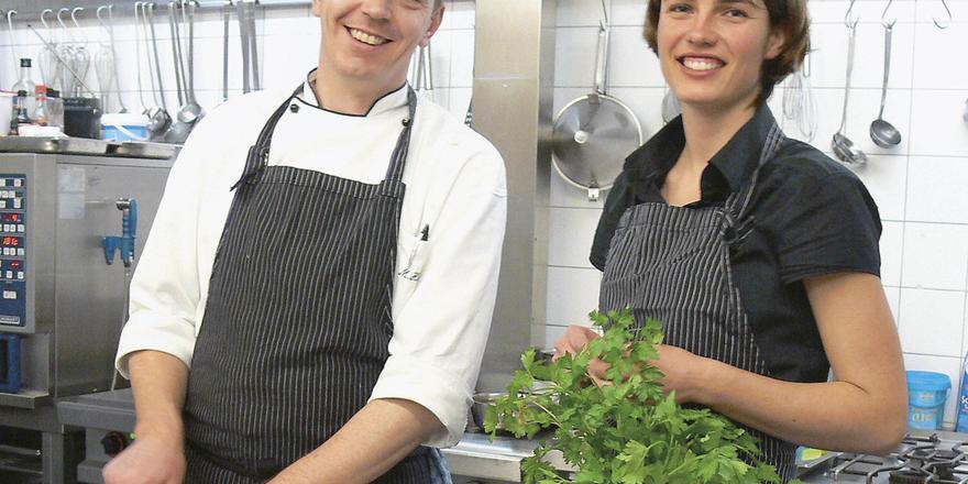 Markus und Kerstin Halft: Ihre Zeit im Gasthaus Am Ritter in Köln endet in Kürze.