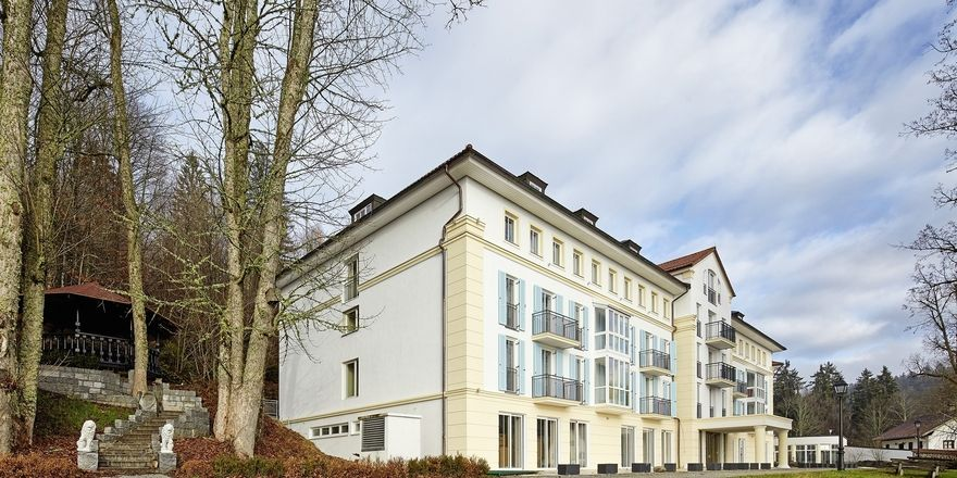 Eröffnung noch 2016 geplant: Das Schloss Rabenstein soll ein Dorint Hotel werden