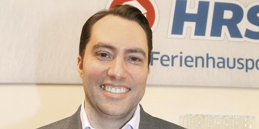 Neue Unternehmenszentrale: HRS-Chef Tobias Ragge zieht mit seinem Unternehmen in die Innenstadt von Köln