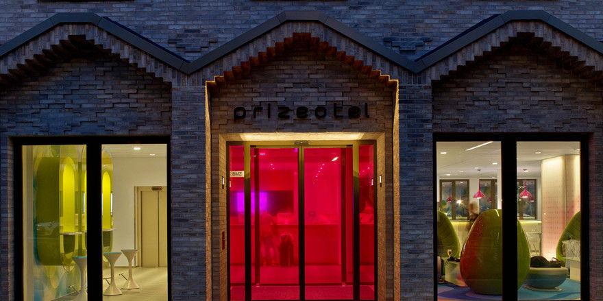 Prizeotel setzt voll auf hamburg allgemeine hotel und for Design hotel kette