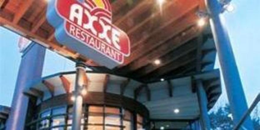 An Tank und Rast verkauft: AXXE Restaurants und Motels.