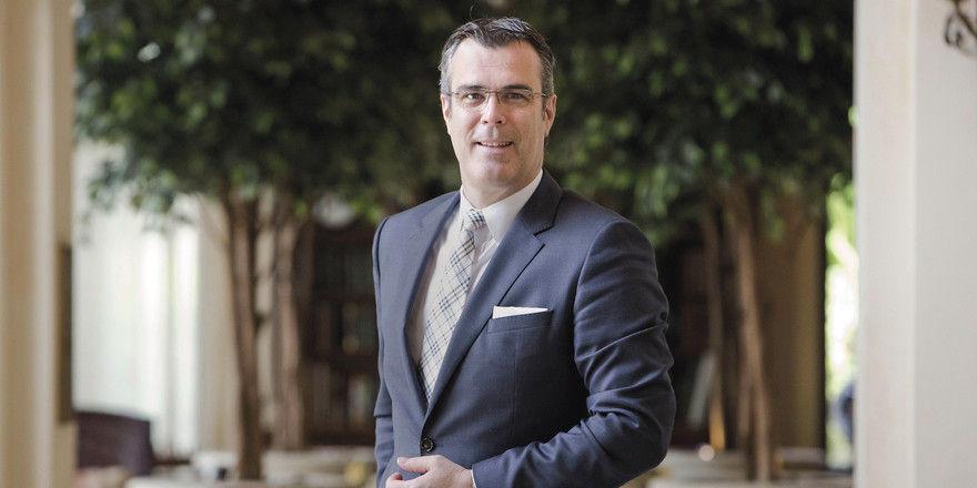 Dynamischer Spitzenmann: Olivier Chavy soll mit Mövenpick Hotels & Resort auf Wachstumskurs gehen