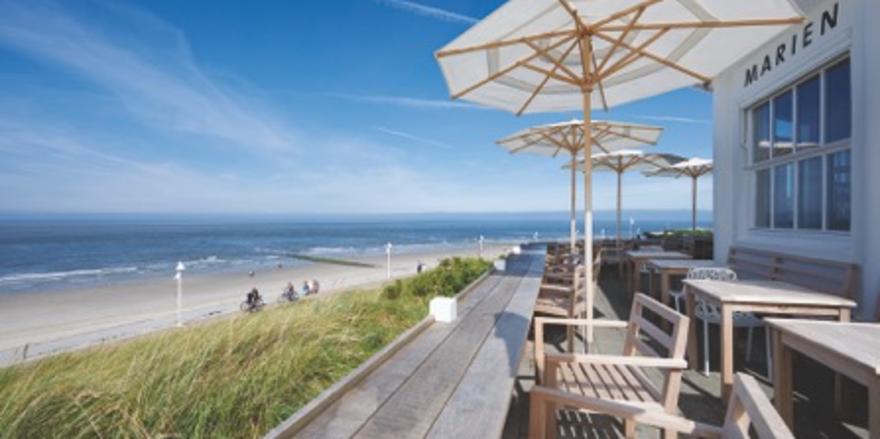 feine strandlocation mit historischem flair allgemeine hotel und gastronomie zeitung. Black Bedroom Furniture Sets. Home Design Ideas