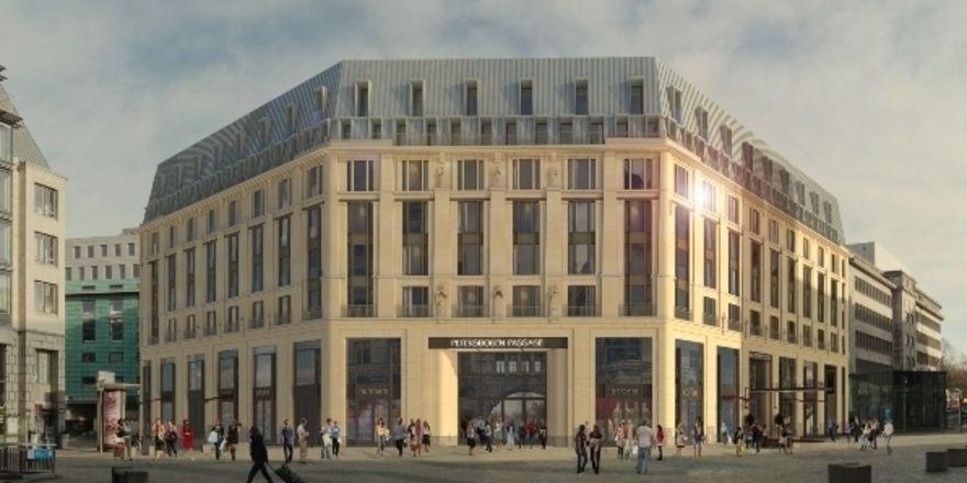 Nh plant neues hotel in leipzig allgemeine hotel und for Architekt gastronomie