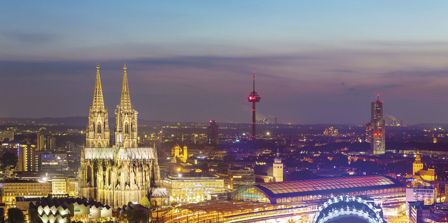 Foto. R. Classen/Colourbox.de Gemischte Bilanz für Köln: Auf ein sehr gutes Jahr 2015 folgt für die Hoteliers ein insgesamt schwaches Messejahr 2016.