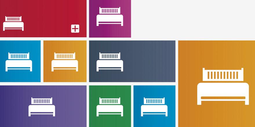 Viele Betten auf einmal anbieten: Mit einer neuen Schnittstelle sollen Anbieter von Unterkünften diese noch schneller bei Booking.com einpflegen können
